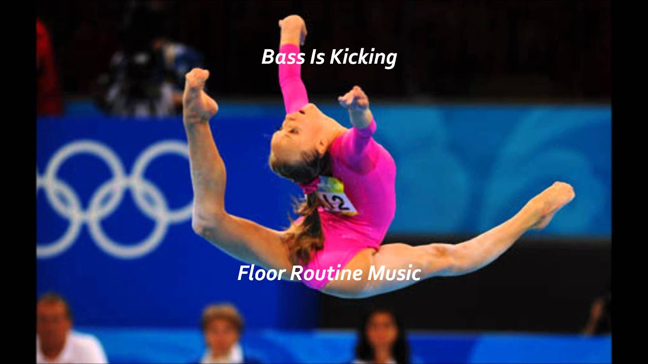 Bass Is Kicking  Gymnastics Floor Routine Music   YouTube