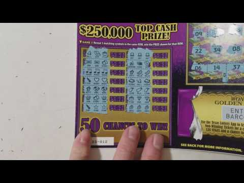 BIG WIN! WINS ON WINS!!!! $10 TEXAS LOTTERY TICKETS!