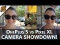 OnePlus 5 VS Google Pixel XL - CAMERA SHOWDOWN! - TekThing Short