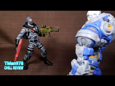 Jazwares Fortnite Legendary Havoc CHILL REVIEW
