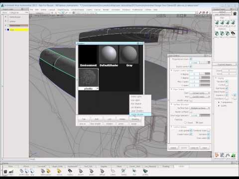 Webinar: Autodesk – What is new in Alias v2013?