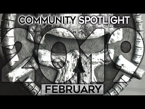 Community Spotlight! February 2019