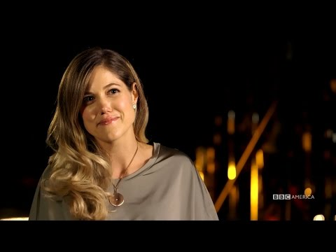 Charity Wakefield on the Doctor Who Christmas Special