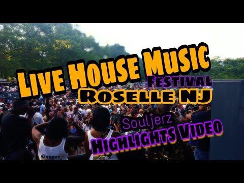 Roselle House Music Festival - BangOut 9 (Live DJ Mix) NJ 2017