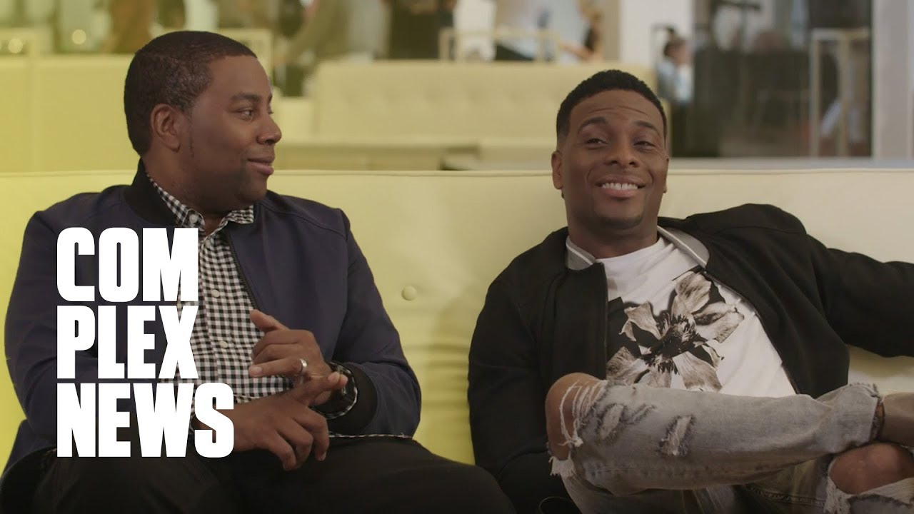 Kenan and Kel Talk 'All That' Reboot and 'Good Burger 2'