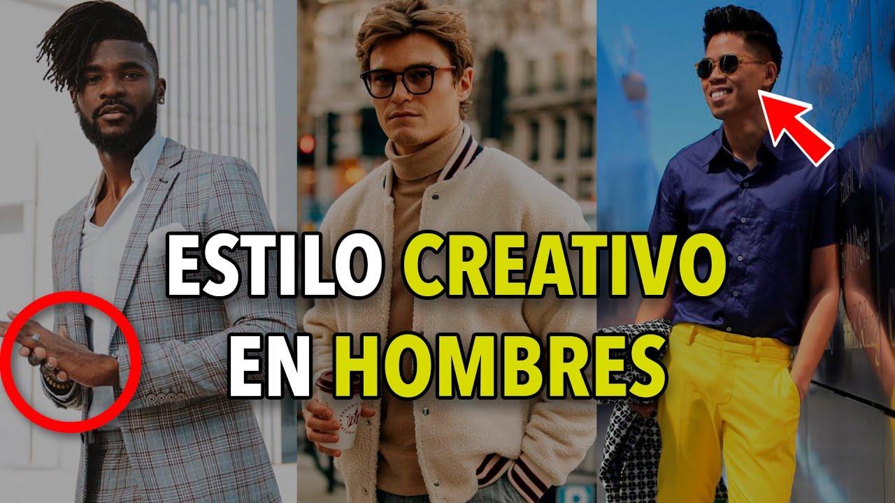 Download El estilo CREATIVO en HOMBRES – ¿Es tu ESTILO?