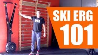 Ski Erg 101