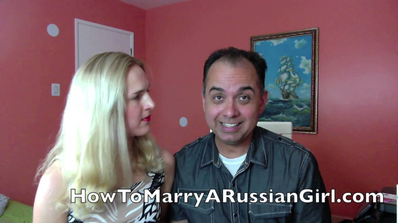 get married to russian woman