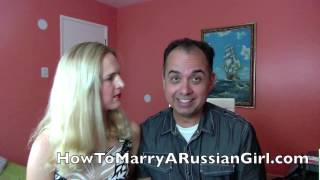 If you marry a Russian girl, will she divorce you after getting a green card?