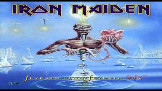 Iron Maiden - Seventh Son Of A Seventh Son (LP 1988)