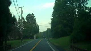 Part 5 - Shawangunk Mountains Scenic Byway - New York State - Song: Cripple Creek