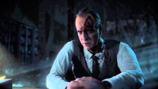 Until Dawn - Dr Hill seems... pretty fucked up - Zombie Dr Hill