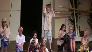 13. Juli 2011 Robinson Cala Serena Mallorca - Kids' Show