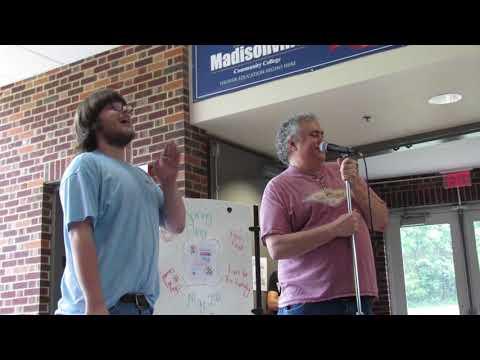 Karaoke at Madisonville Community College