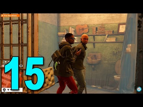 Watch Dogs 2 - Part 15 - Escaping Alcatraz