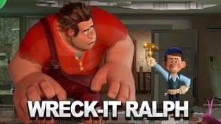 ראלף ההורס (2012) Wreck-It Ralph