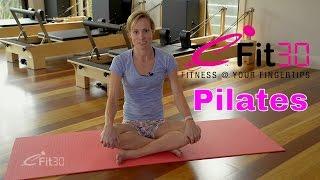 Katie Mackenzie - Pilates for Lower Back Pain