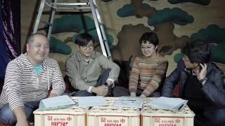 <TAG>通信[映像版]#15前編「Nadegata Instant Partyとは?、市民アートプロジェクトとは?」(2017.11)
