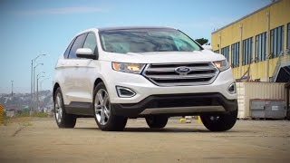CNET On Cars - On the Road: 2015 Ford Edge Titanium