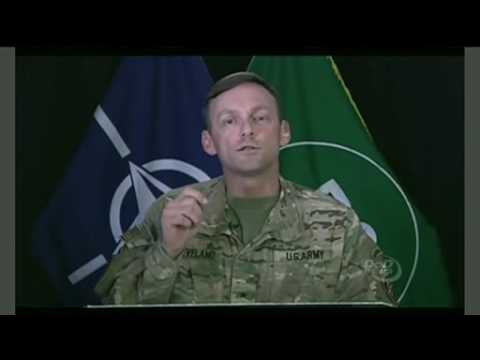 NATO News w/CC:  Afghanistan 10.21.16. Resolute Support spokesman briefs Pentagon reporters via