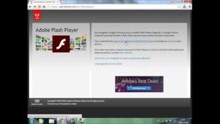 Como Baixar e Instalar O Adobe flash Player sem vírus