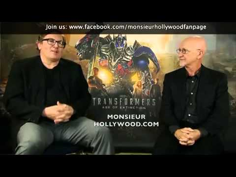 Lorenzo di Bonaventura & Ian Bryce Interview by Monsieur Hollywood Part2 of2