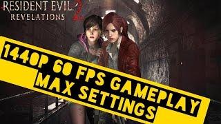 Resident Evil Revelations 2 (PC - 1440p/60fps) Max Settings Gameplay - MSI GTX980 Gaming 4G