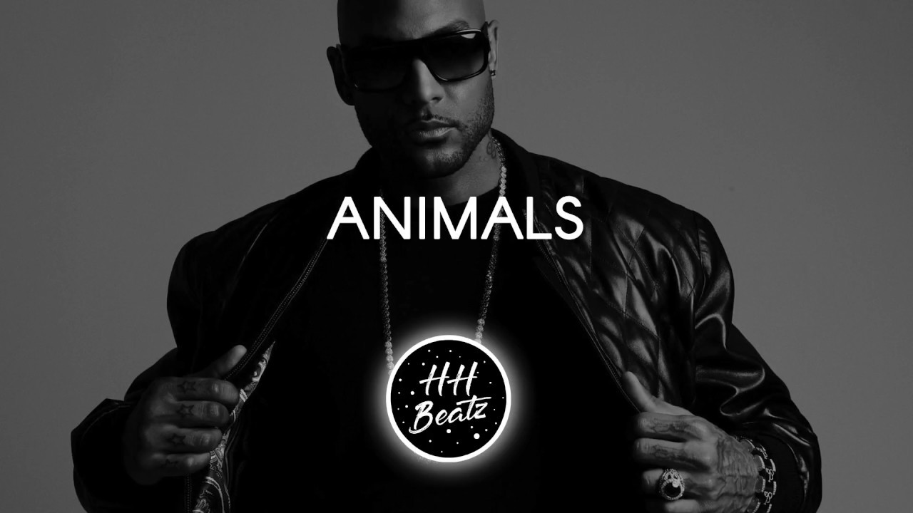"Booba Type Beat – ""Animals"" 