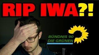 POLITIK will Waffenmesse VERBIETEN - RIP IWA?