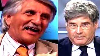 Servizietti a Salvini : Paolo Del Debbio umiliato dal Prof  Simonelli