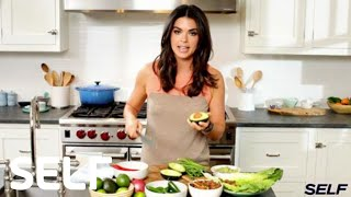 Katie Lee's Guilt-Free Guacamole- SELF's Sporty Chef