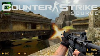 Counter Strike Source - 2020 Multiplayer - de_aztec (29-5)
