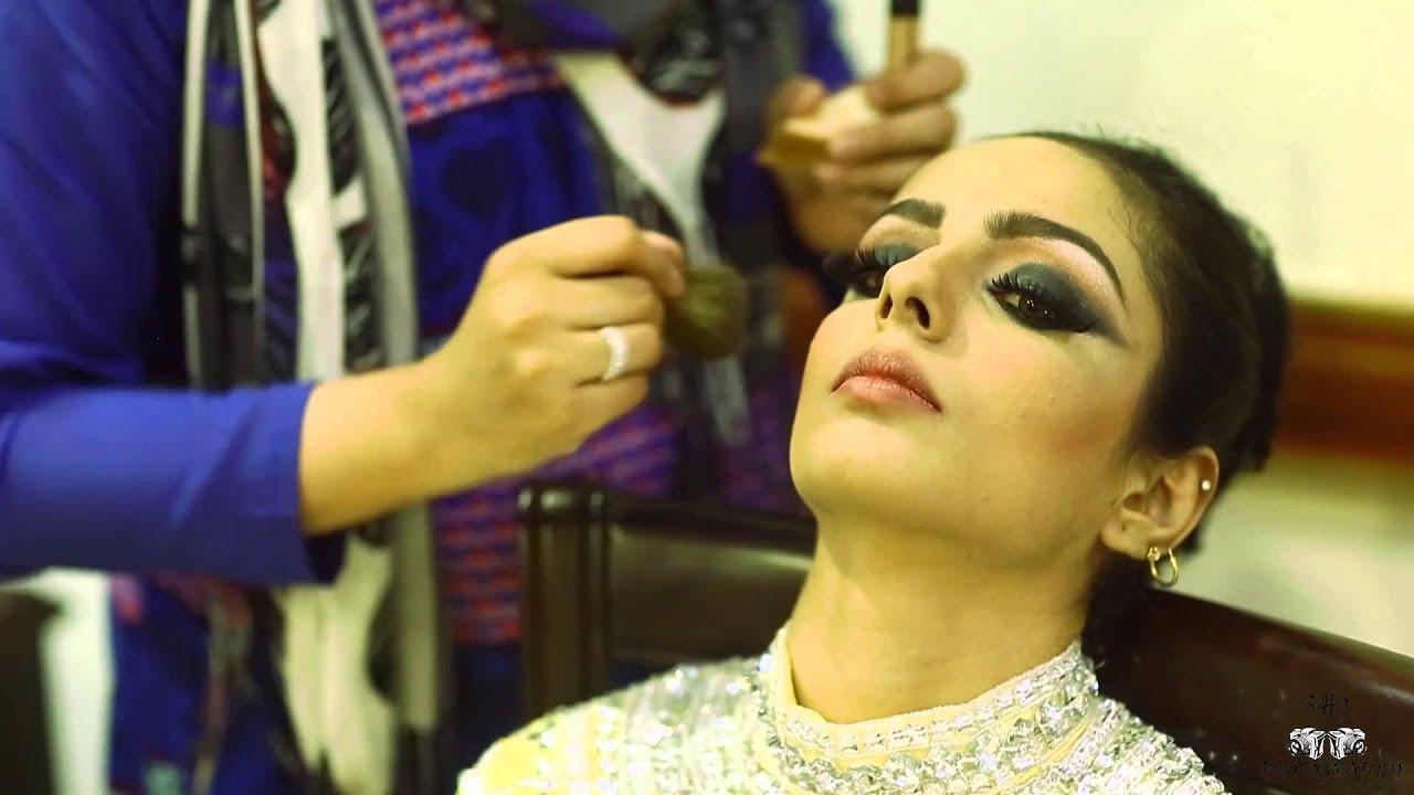 Mehndi Makeup Artist : Saba kiren makeup artist youtube