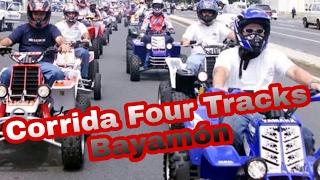 Corrida de FourTracks en Bayamon   28 abril 2017   Chinchorreo en motora