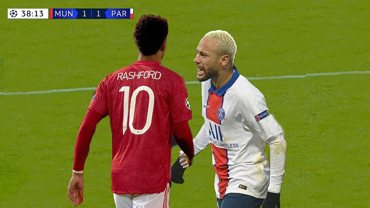 Download Neymar Destroying Manchester United Players