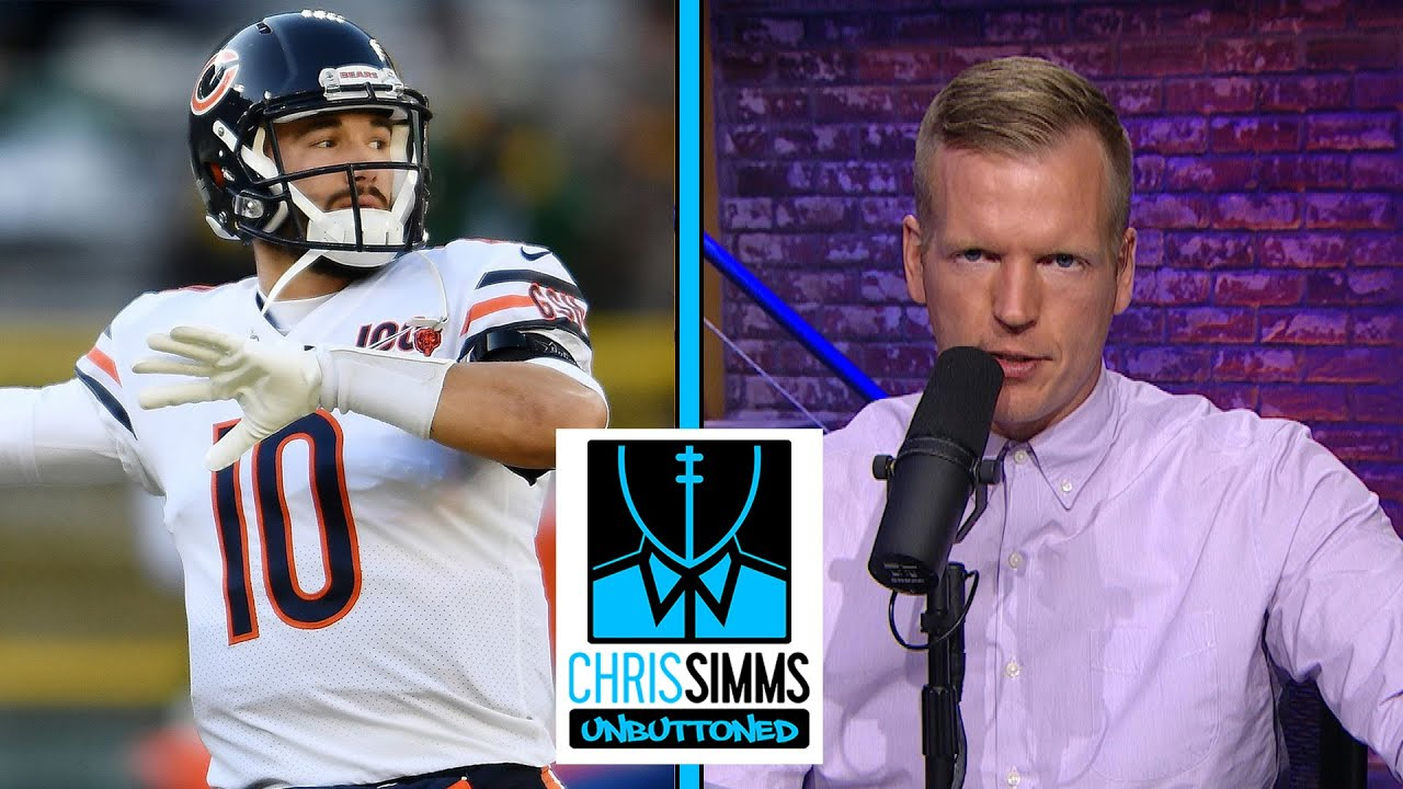 Quarterback position still a concern for the Chicago Bears | Chris Simms Unbuttoned | NBC Sports