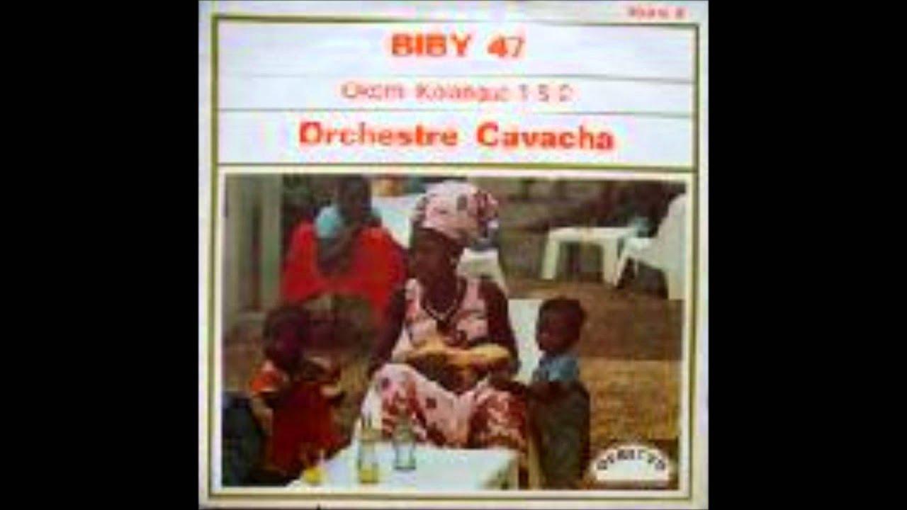 Orchestre Cavacha - Okomi Kolangua Pts 1 & 2