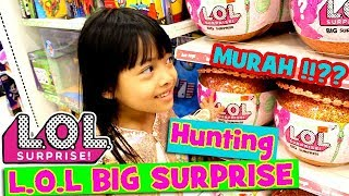 LOL SURPRISE Hunting Giant Size MURAH MURAH DISINI