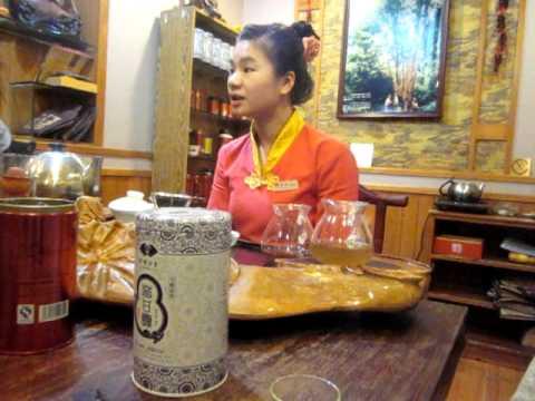 Tea house in Beijing