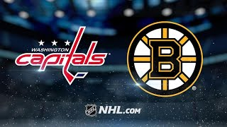 Washington Capitals vs Boston Bruins | Mar.05, 2021 | Game Highlights | NHL 2021 | Обзор матча