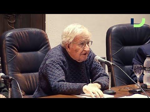Especiales TNU: Conferencia de Noam Chomsky en Montevideo, Uruguay (17/7/2017)