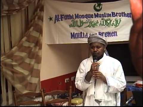 AL-FATHI MOSQUE BREMEN MAULID NABI 2012 PART 5