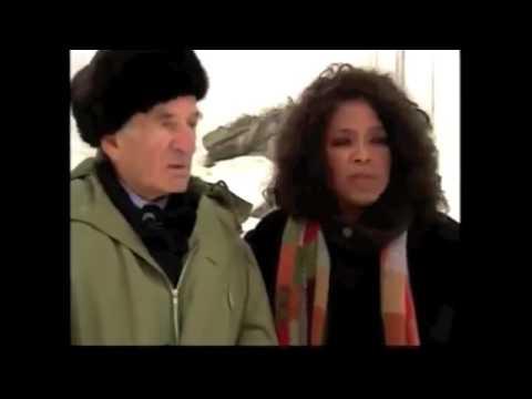 Oprah and Elie Wiesel Interview at Auschwitz