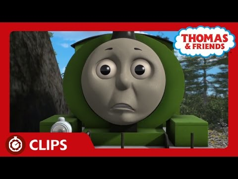 Percy and Gator's Advice Rescue the Troublesome Trucks | Clips | Thomas & Friends