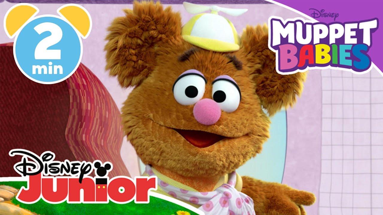 Muppet Babies - Fozzie Bear's Dragon Joke (UK Version ...  Muppet Babies Fozzie