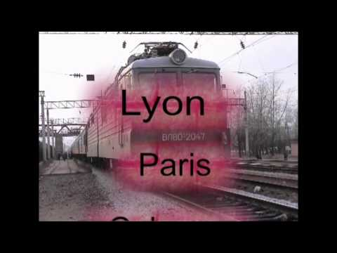 Lyon Moscou Vladivostok avec le Transsibérien