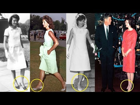 Jackie Kennedy Was A True Style Icon 鈥� But Her Shoes H-id An Intimate Secret