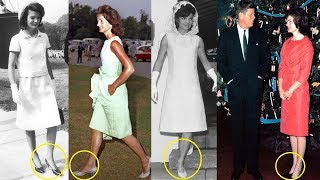 Download Jackie Kennedy Was A True Style Icon – But Her Shoes H-id An Intimate Secret Mp3 and Videos