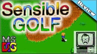 Sensible Golf - PC / MSDOS [Review] | Nostalgia Nerd