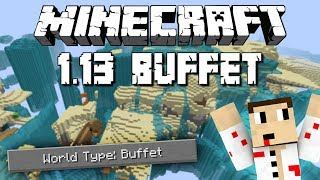 buffet tips and tricks